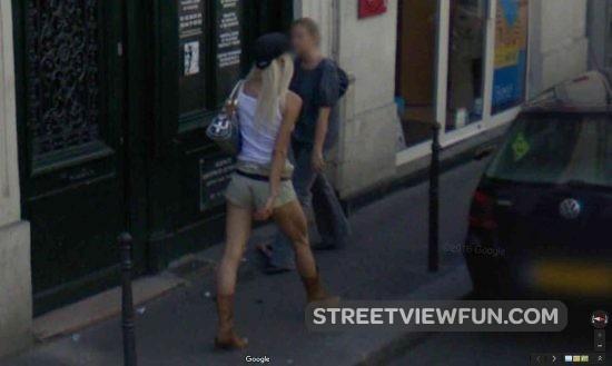 shorts-girl