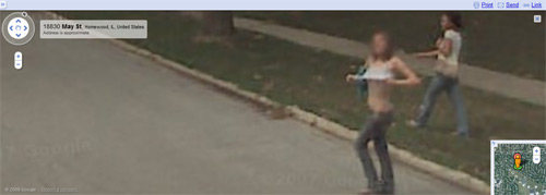 Zajímavosti na Google Street View