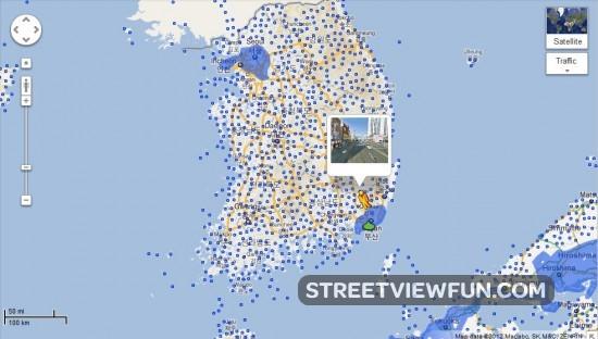 street map seoul korea car interior design. Black Bedroom Furniture Sets. Home Design Ideas