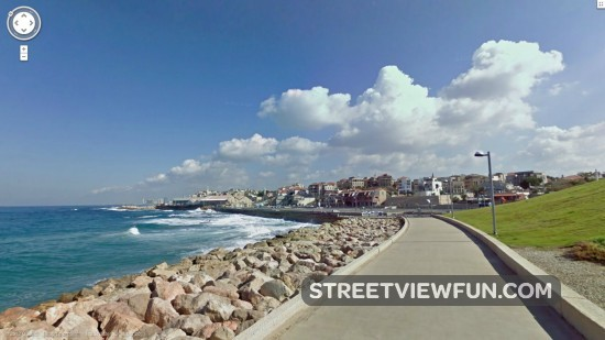 Tel Aviv Israel Now On Google Maps Street View