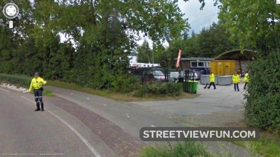 speeding ticket holland google
