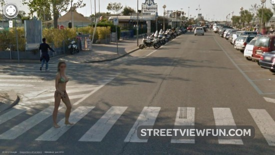 Google Maps Funny Street View Hot