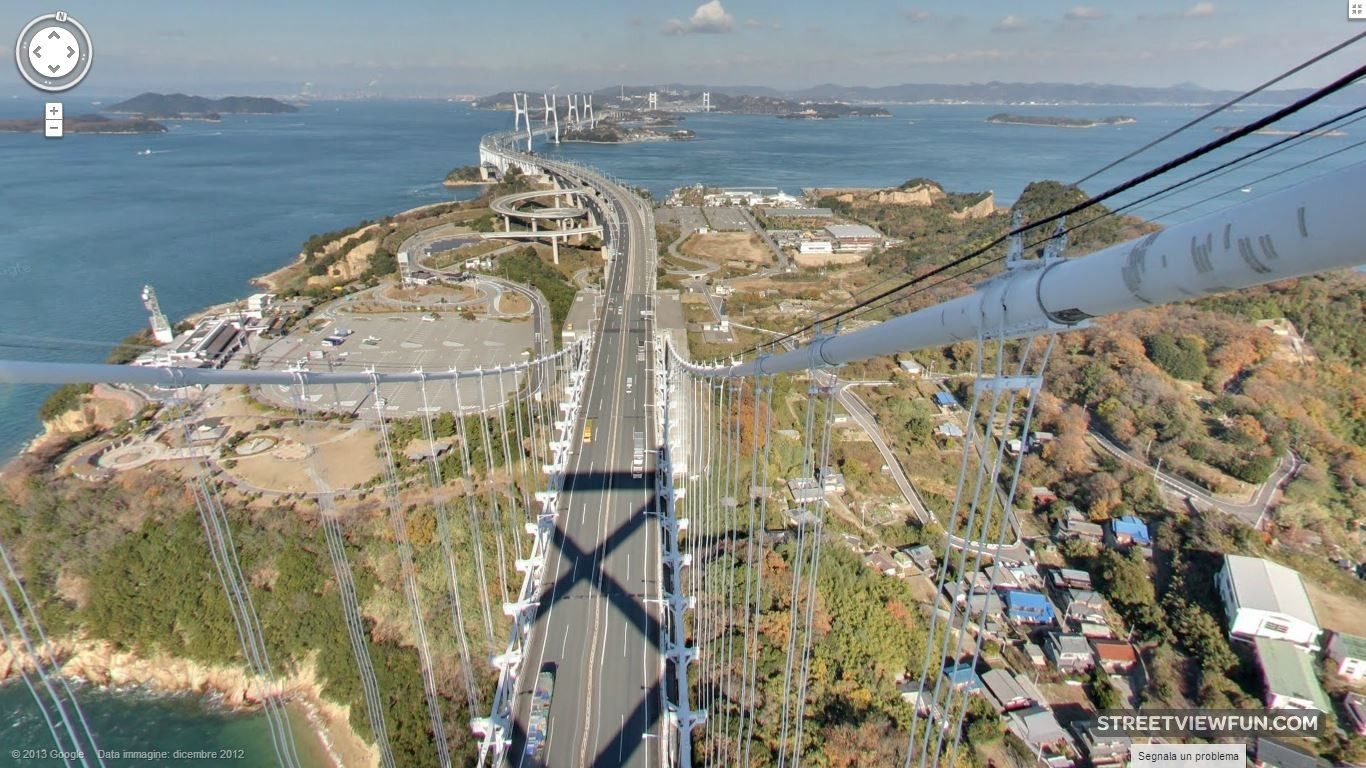 seto-bridge-japan-street-view