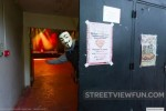 Google Street View find Anonymous in France