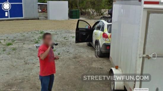 google-driver-drinking-coca-cola