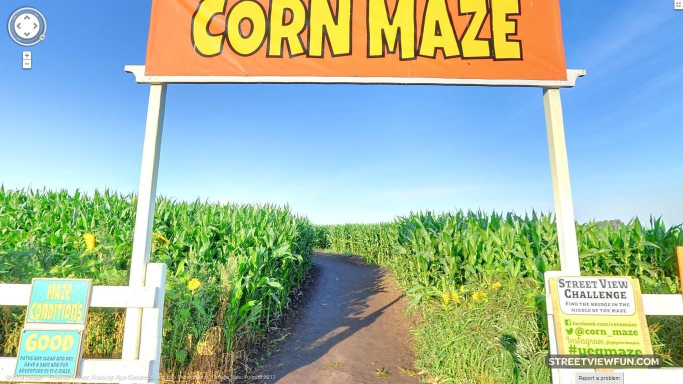 corn-maze-google-street-view-challenge