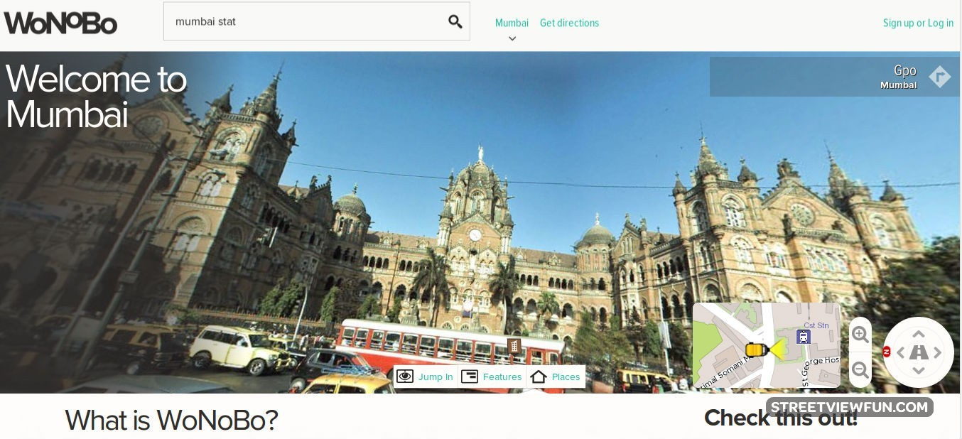wonobo-india-street-view
