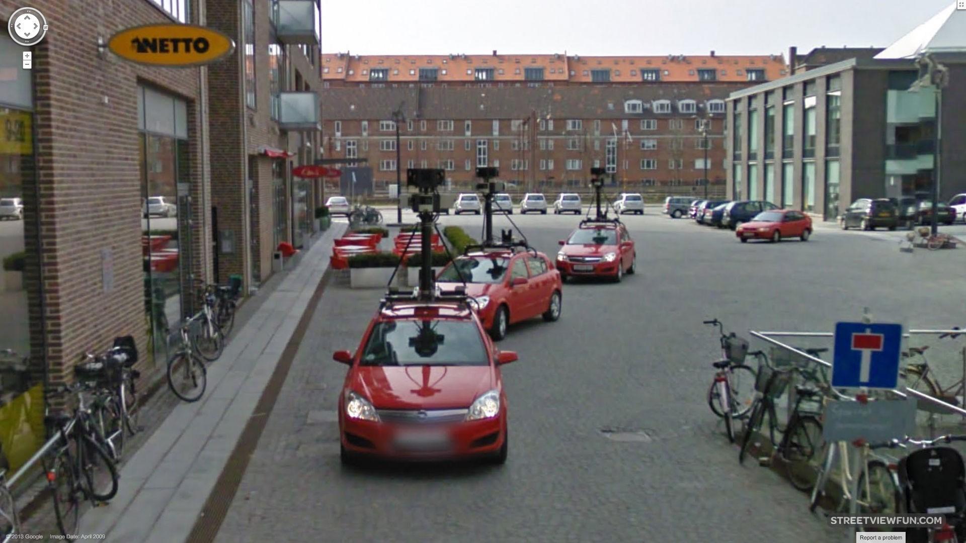 google-cars