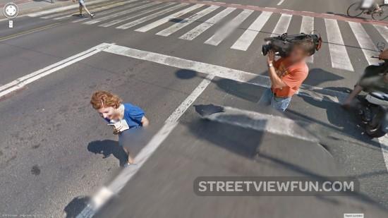 Slovenia Google Street View