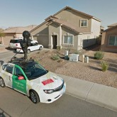 google-car-in-arizona