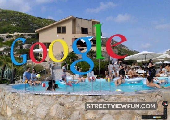google-pool-fiesta