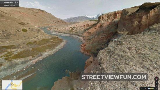 kyrgyzstan-google-street-view