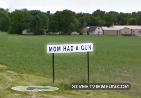 TOP 10 HILARIOUS SIGNS ON GOOGLE STREET VIEW