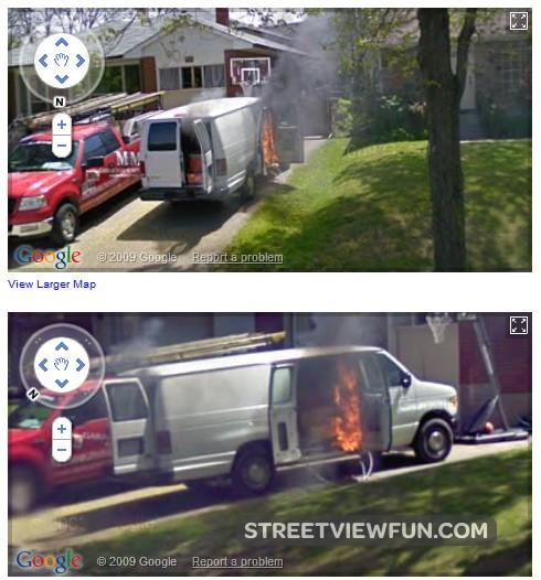 scary van