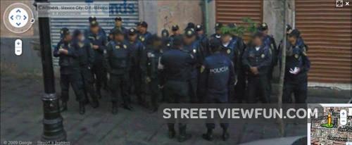 policemexicocity500