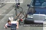 Bicycle accident in Copenhagen