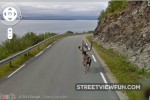 Google Street View hunting in Norway