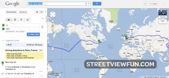 Google Maps some really funny directions - StreetViewFun on google mars, google livestreet map trinidad, maps and directions, apple maps directions, google map lakeport ca, google mapquest, get directions, google calendar, google mapa, driving directions, custom map directions, bing directions, google search, map with directions, google map request, mapquest directions, google map from to, google earth, google latitude, google street view,