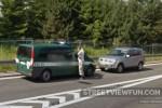 Police stop in Poland