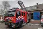 Google Street View inside dutch firefighters tr ...