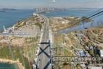 View from Great Seto Bridge - Japan