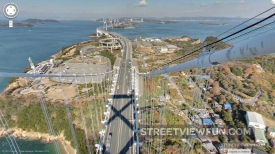 seto-bridge-japan-street-view