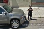 Shortest cop ever?