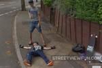 Skateboard fail