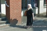 Bearded lady of Guildford