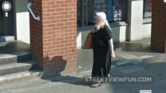 bearded-lady-of-guildford-street-view