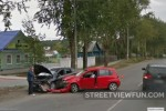 Another car accident in Russia