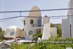 Weird shell house in Mexico - Casa Caracol