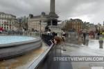 Photographer at Trafalgar Square