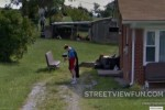 Thor has been found on Google Street View