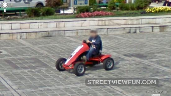 nice-car-kid