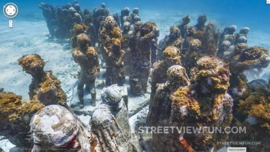 cancun-underwater-google-street-view
