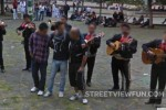 Mariachi music on Google Street View