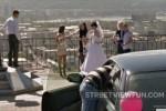 Wedding day in Krasnoyarsk - Russia