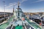 Google Street View goes inside the HMS Cavalier for the 7 ...