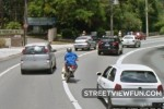 Biker accident caught on Google Stree ...