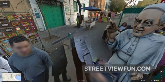 pope-on-street-view