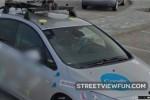 Google Street View crew prefer tourist map