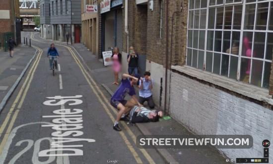 street-down