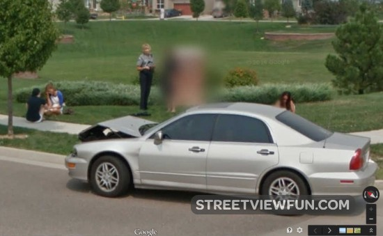 Car accident caught on Google Maps - StreetViewFun on home accidents, car-deer accidents, world accidents, fedex accidents, walmart accidents, disney accidents, nasa accidents, fatal car accidents,