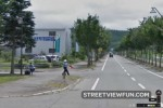 Police stop Street View car in Japan