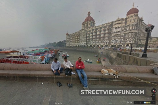 gateway-india-google-street-view
