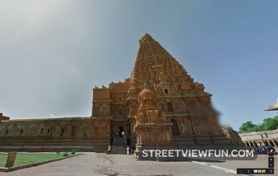 tanjore-google-street-view