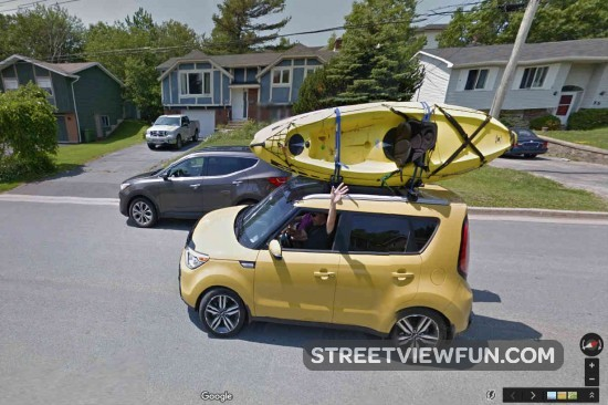 yellow-google-street-view