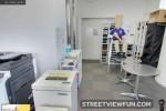 Tokyo office Street View wierdness