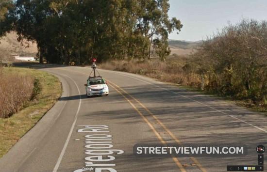 street-view-car-follow